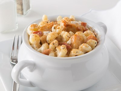 Chunky Chicken Mac and Cheese image