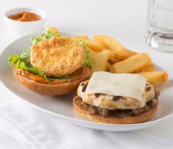 Southern Sweetheart Chicken Sandwich