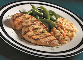 Grill Gourmet Fillets w/ Grill Marks