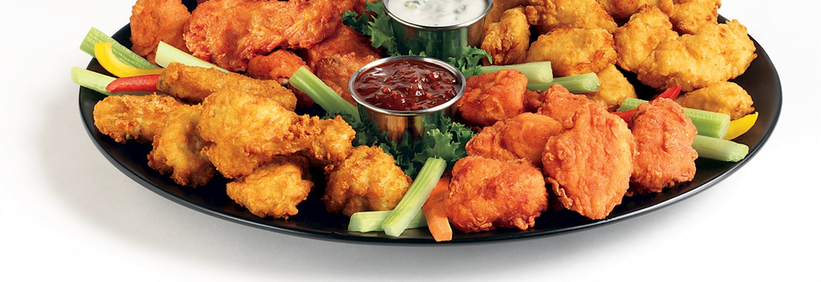 The #1 Selling Breaded Wings in Foodservice!